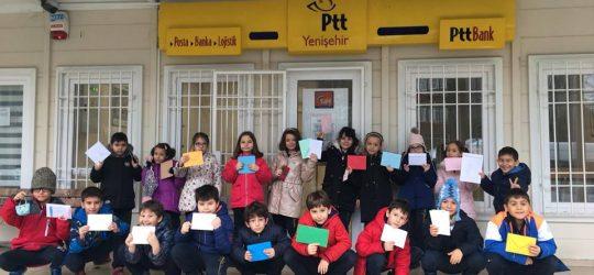 PTT'YE GİTTİK, MUHTARIMIZI ZİYARET ETTİK!